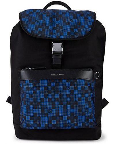 С ремешком открытый рюкзак из натуральной кожи Michael Kors