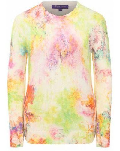 Кашемировый пуловер - белый Ralph Lauren