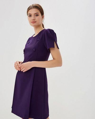 Платье прямое осеннее Imperial