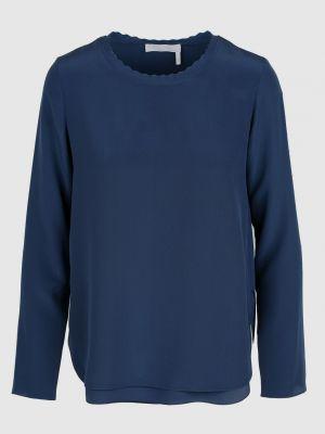 Блузка - синяя Chloé