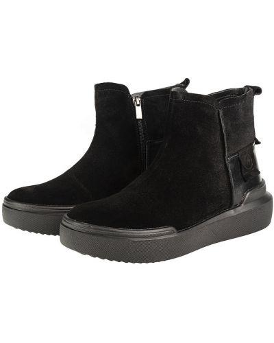 Кожаные ботинки - черные Westland