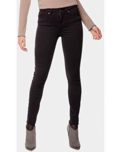 Черные джинсы-скинни Mr520