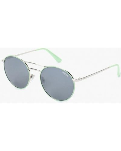 Солнцезащитные очки круглые Vogue® Eyewear