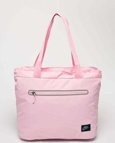 Сумка розовый большая Nike Kids
