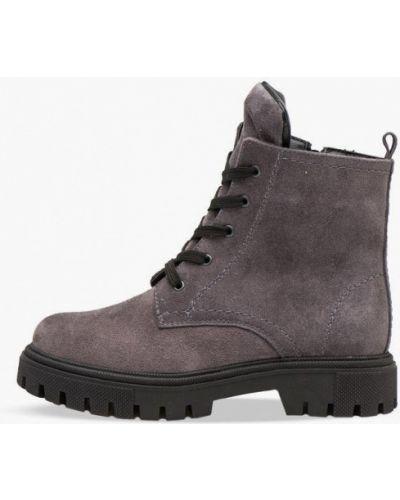 Ботинки - серые Bosser