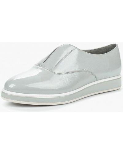 Кожаные ботинки резиновые низкие Ekonika