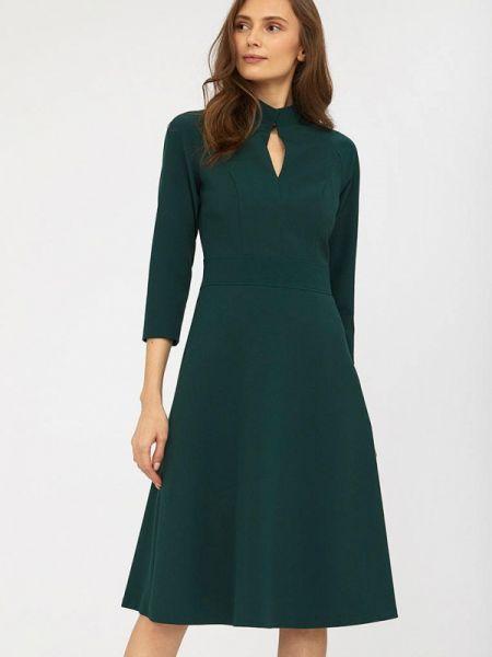 Зеленое платье Calista