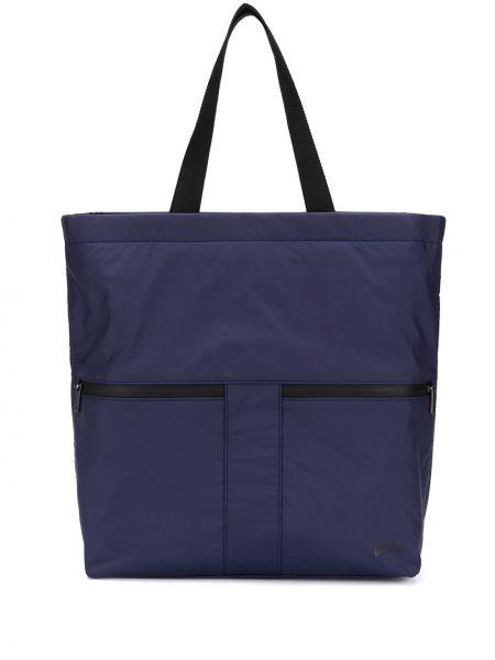 Niebieska torba na ramię Camper