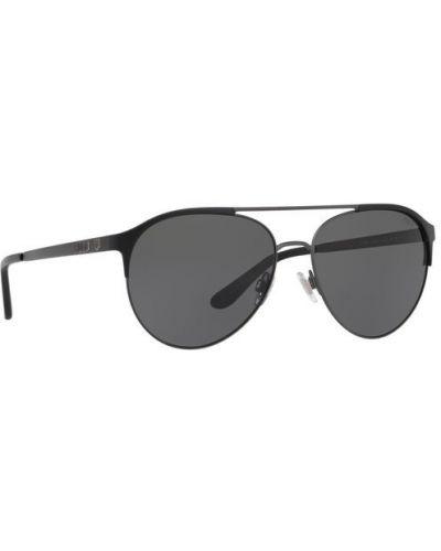 Okulary - czarne Polo Ralph Lauren