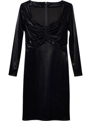 Платье макси длинное - черное Marc Jacobs