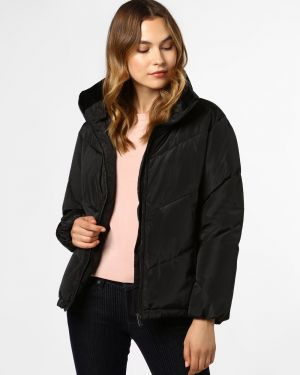Czarna kurtka pikowana Rino & Pelle