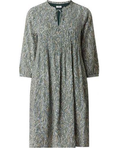 Sukienka rozkloszowana - czarna S.oliver Black Label