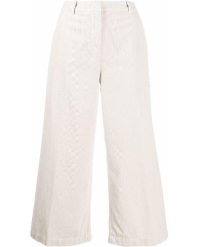 Укороченные брюки вельветовые брюки-хулиганы Aspesi