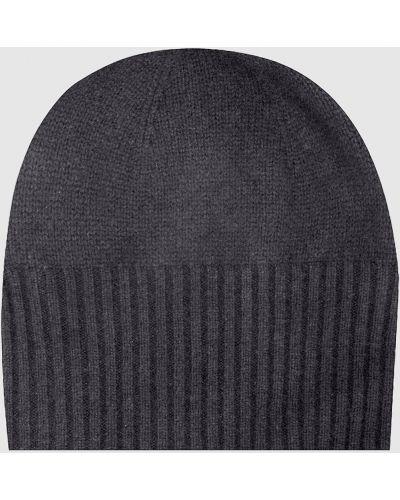 Серая кашемировая шапка Allude