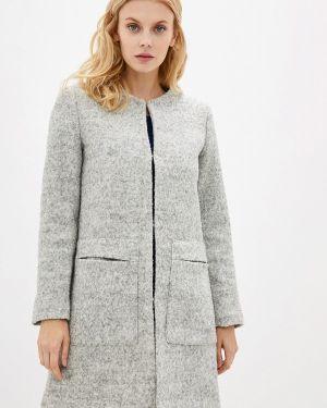 Пальто демисезонное серое Koton