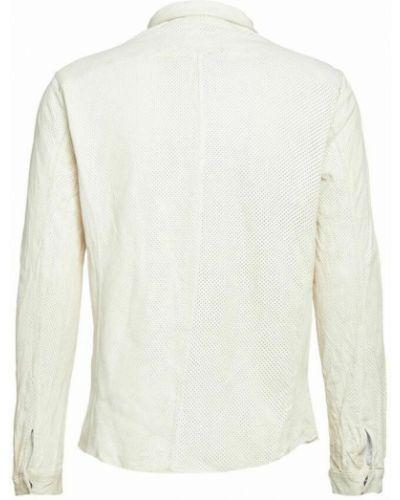 Biała koszula Giorgio Brato