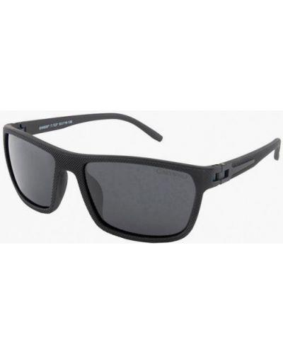 Солнцезащитные очки - черные Greywolf