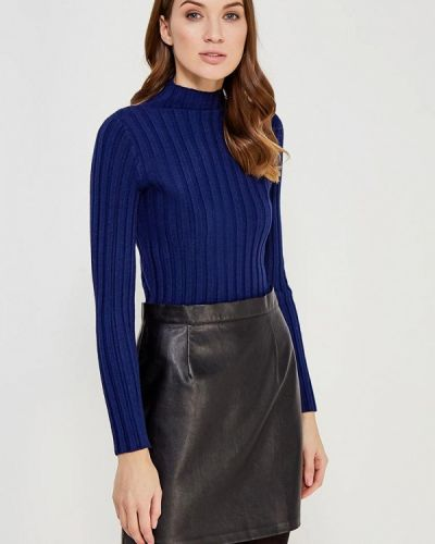 Синяя водолазка Conso Wear