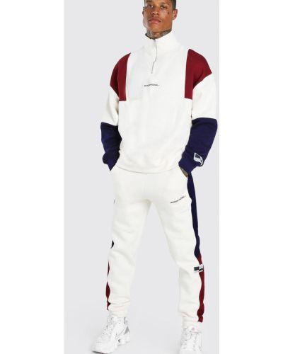 Спортивный костюм на шнуровке Boohoo