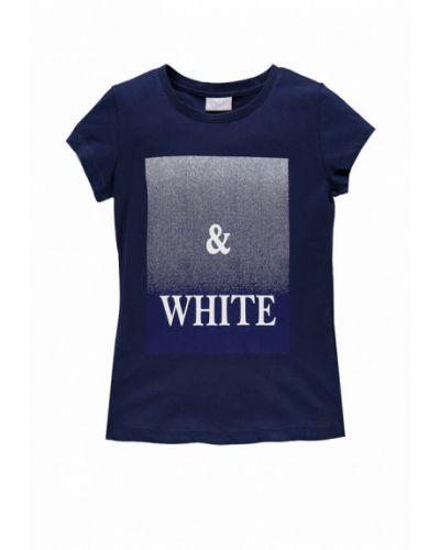 Синяя футболка Mek