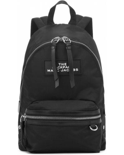 Codziennie nylon czarny plecak bezpłatne cięcie Marc Jacobs
