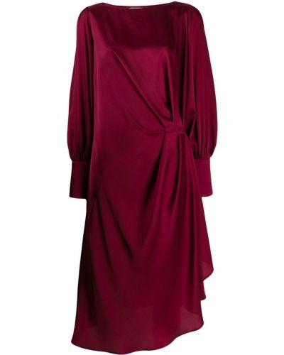 Платье миди макси с длинными рукавами Lautre Chose