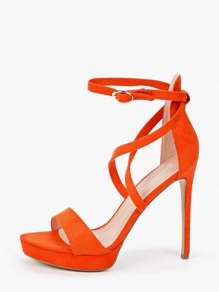 Туфли оранжевый Sweet Shoes