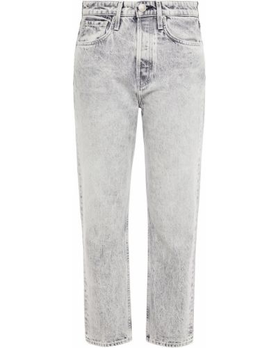 Джинсовые прямые джинсы - серые Rag & Bone