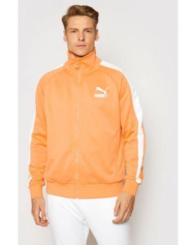 Bluza - pomarańczowa Puma