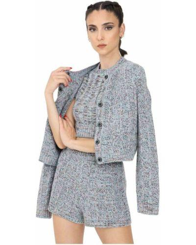 Szary sweter Missoni