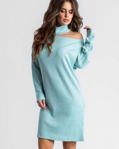 Бирюзовое платье Modna Anka
