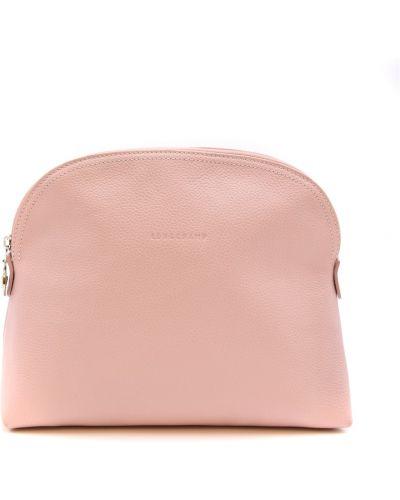 Różowa torebka Longchamp