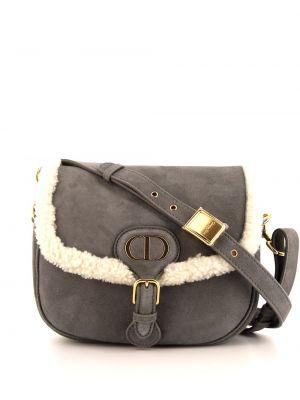 Złota torebka Christian Dior