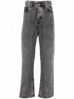 Серые джинсовые джинсы 3x1