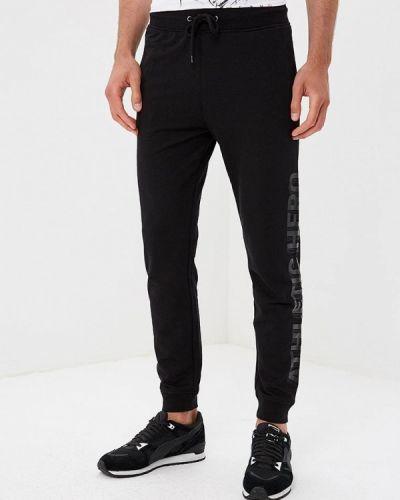 Черные спортивные брюки Sela