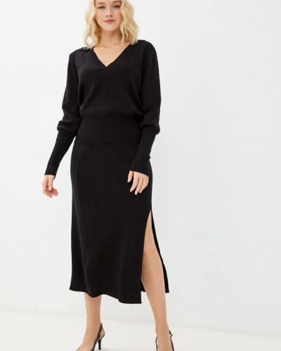 Вязаный костюм - черный Fresh Cotton