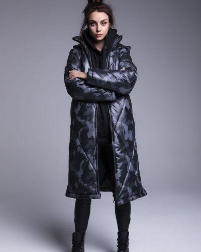Прямая оранжевая куртка милитари Naoko