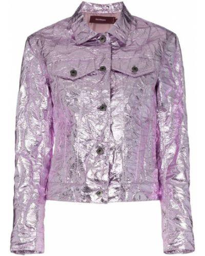 Розовая куртка с манжетами Sies Marjan