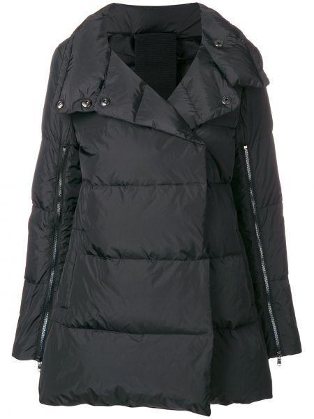 Черное пуховое пальто с капюшоном Dorothee Schumacher
