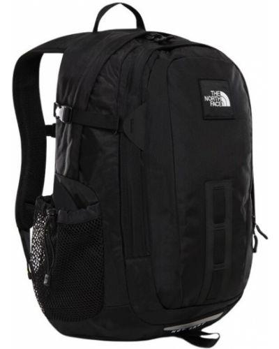 Czarny plecak na laptopa w paski na co dzień The North Face