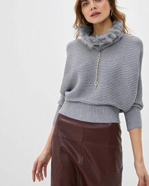 Серый свитер Love Republic