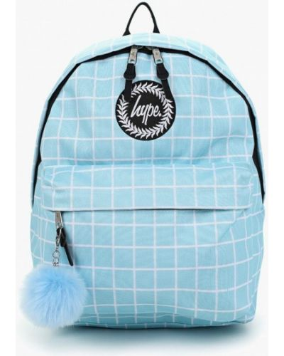 Голубой рюкзак Hype