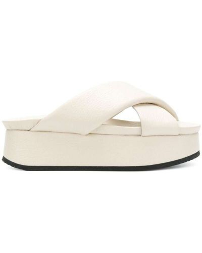 Белые сандалии Peter Non