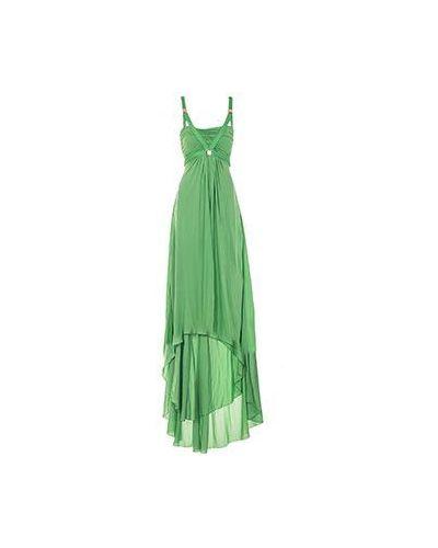 Вечернее платье - зеленое Versace Collection