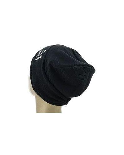 Черная тонкая шапка Armani Jeans