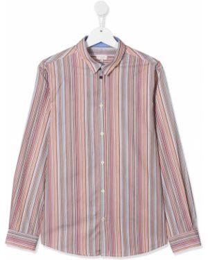 Рубашка на пуговицах Paul Smith Junior