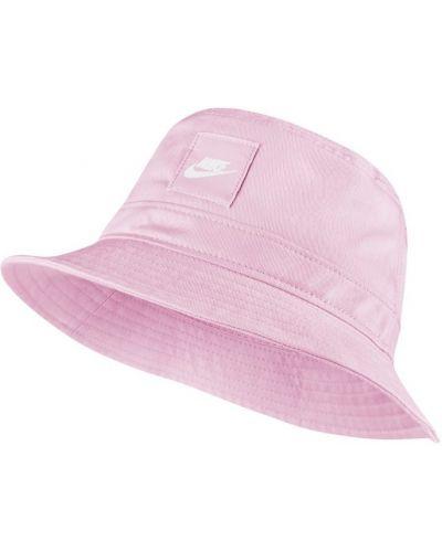 Różowa kapelusz Nike