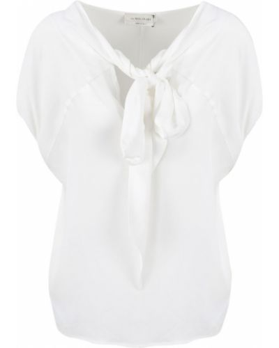 Biała koszulka Anna Molinari