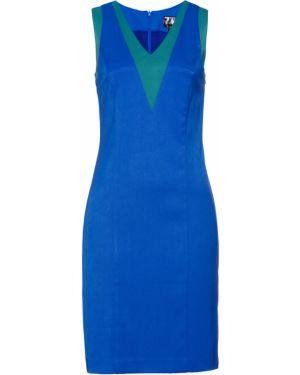 Облегающее платье футляр на молнии Bonprix