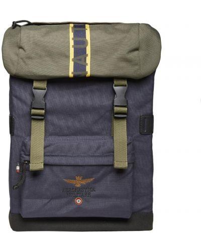 Plecak w paski Aeronautica Militare